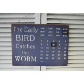 Wall Hanging Decorative Calenders- Early Bird
